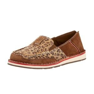 Ariat Cruiser Leopard Print Loafers